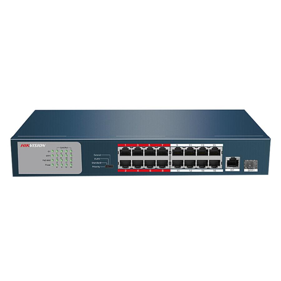 Thiết Bị Chuyển Mạch 9-16 Cổng Hikvision DS-3E0109P-E/M - 1654269 , 8176482328979 , 62_9176476 , 2480000 , Thiet-Bi-Chuyen-Mach-9-16-Cong-Hikvision-DS-3E0109P-E-M-62_9176476 , tiki.vn , Thiết Bị Chuyển Mạch 9-16 Cổng Hikvision DS-3E0109P-E/M