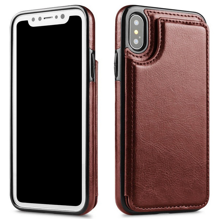 Bao da Iphone X, Xs, Xs Max, 6,7,8, Plus kiêm ví đựng tiền, thẻ, card rất tiện lợi - 2113793 , 6870241927053 , 62_13372590 , 385000 , Bao-da-Iphone-X-Xs-Xs-Max-678-Plus-kiem-vi-dung-tien-the-card-rat-tien-loi-62_13372590 , tiki.vn , Bao da Iphone X, Xs, Xs Max, 6,7,8, Plus kiêm ví đựng tiền, thẻ, card rất tiện lợi