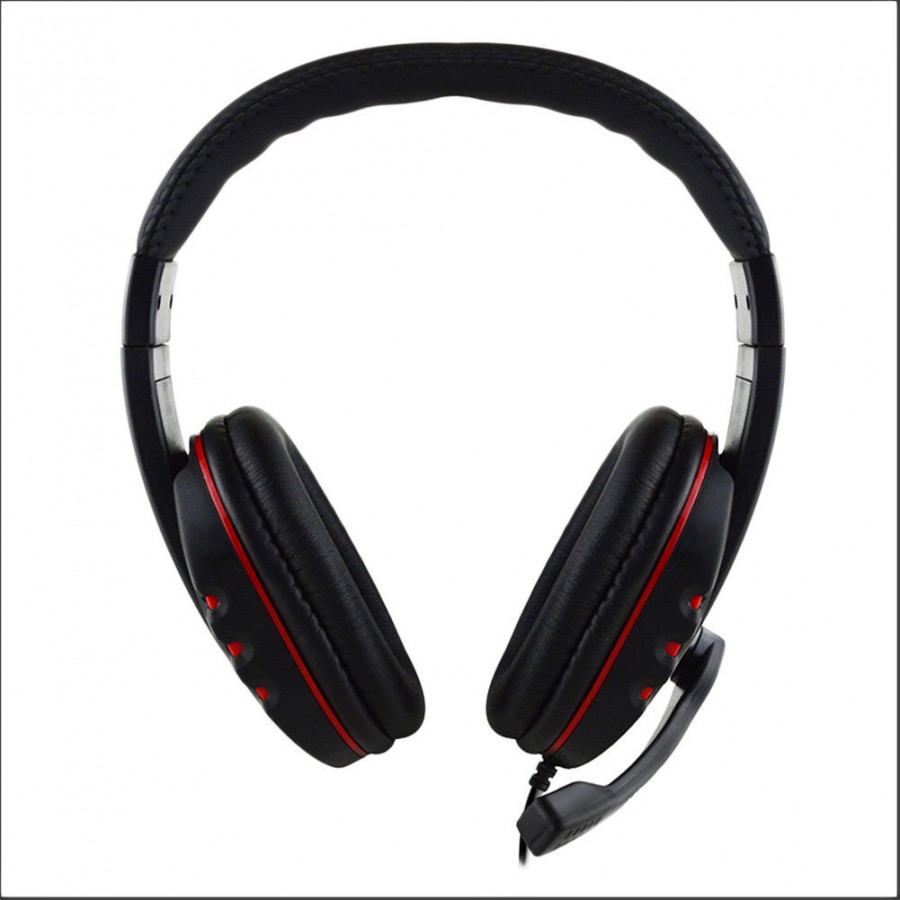 Gaming Earphone Gaming Headset Soft Equipment Relax Game Headphone 3.5mm Wired Music Gifts Contest Supplies