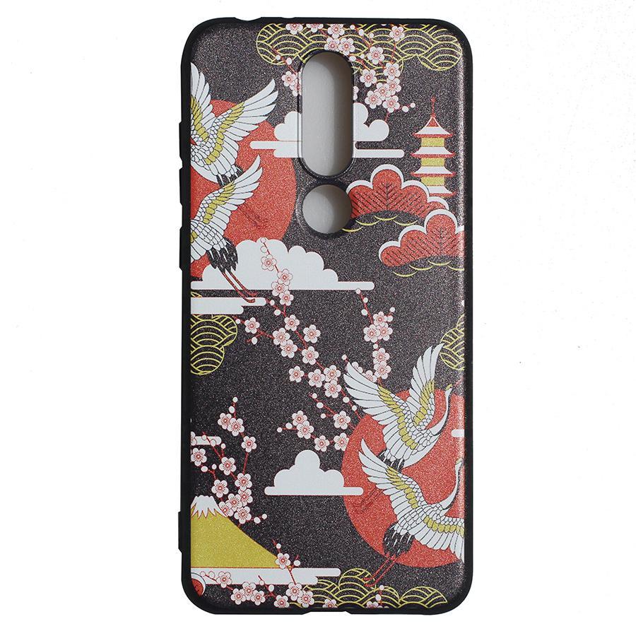 Ốp Lưng Dành Cho Nokia X5 Mẫu 7