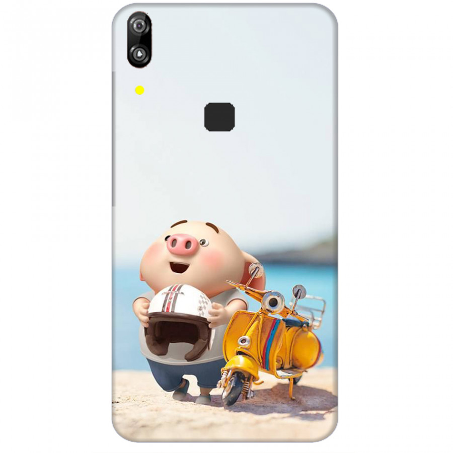 Ốp lưng cho điện thoại Vsmart Joy 1 Plus - hình F171