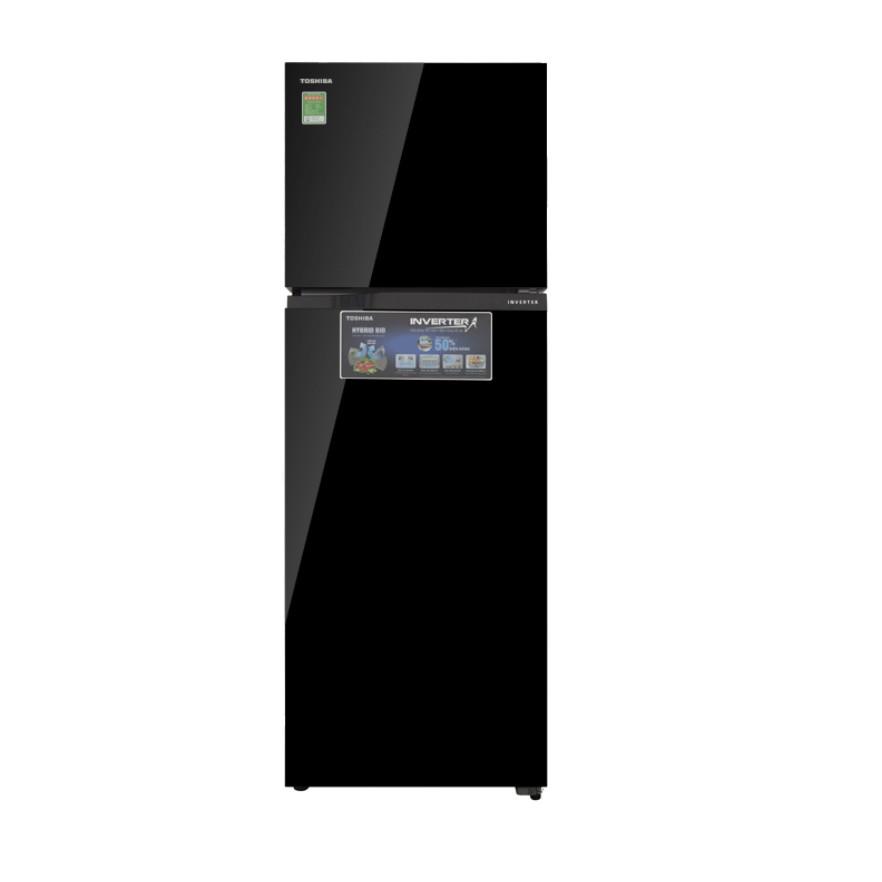 Tủ lạnh Toshiba Inverter 330 lít GR-AG39VUBZ XK1 - Hàng Chính Hãng