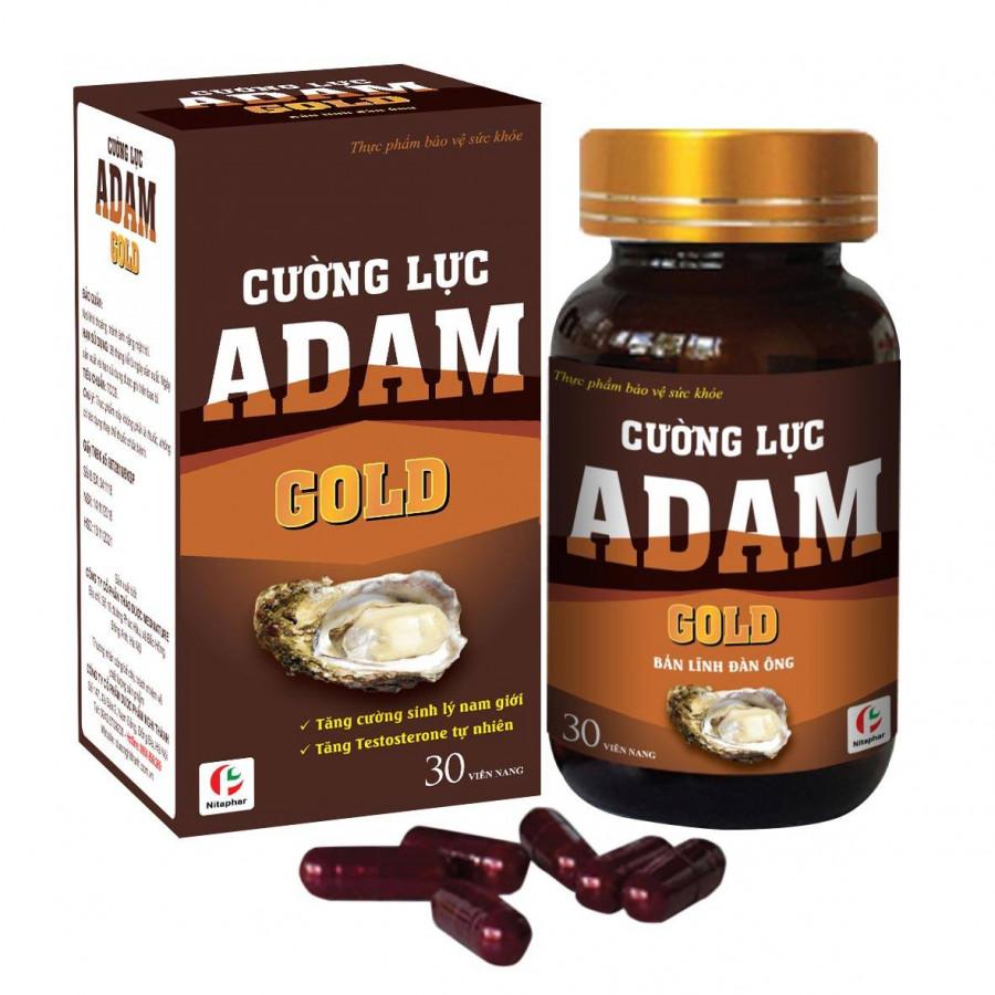 Cường Lực Adam Gold - Tăng cường sinh lý nam giới - 7497494 , 6093833634287 , 62_16057229 , 390000 , Cuong-Luc-Adam-Gold-Tang-cuong-sinh-ly-nam-gioi-62_16057229 , tiki.vn , Cường Lực Adam Gold - Tăng cường sinh lý nam giới