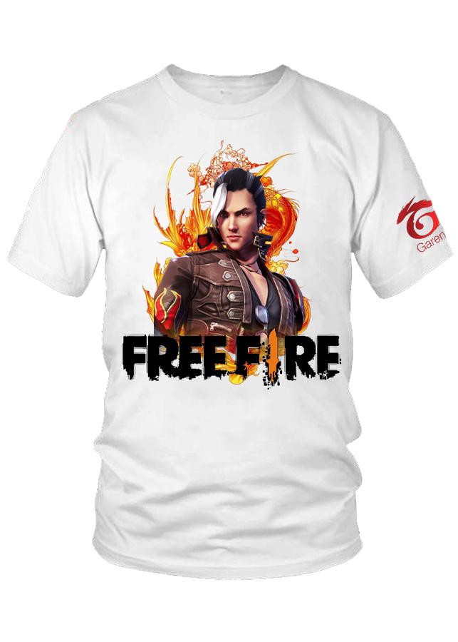 Áo thun nam game Free Fire Hayato M5 - 2369670 , 8278525261752 , 62_15517287 , 179000 , Ao-thun-nam-game-Free-Fire-Hayato-M5-62_15517287 , tiki.vn , Áo thun nam game Free Fire Hayato M5