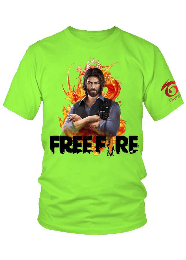 Áo thun nữ game Free Fire Andrew M1 - 1976744 , 2537511149303 , 62_15514832 , 179000 , Ao-thun-nu-game-Free-Fire-Andrew-M1-62_15514832 , tiki.vn , Áo thun nữ game Free Fire Andrew M1