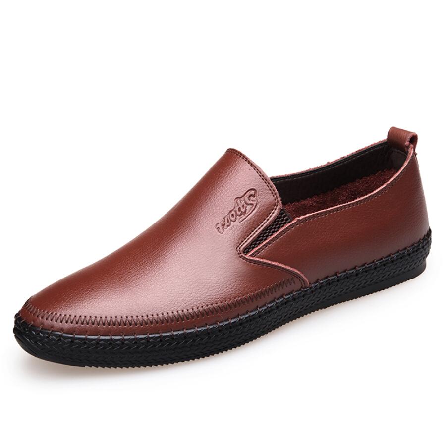 Giày Lười Công Sở Nam Yi Li B9633