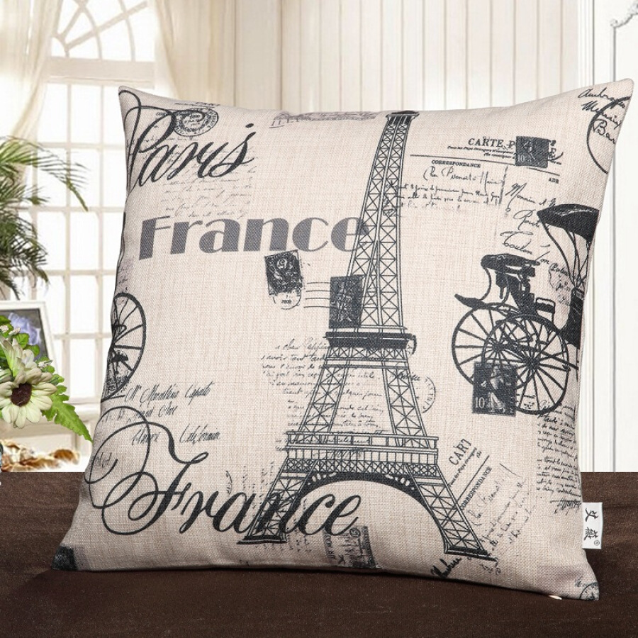 Gối Cotton Pound Ai Wei