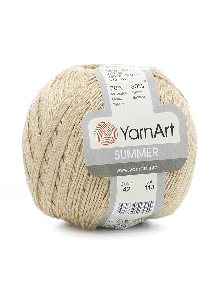 Cuộn len cotton Yarn Art Summer