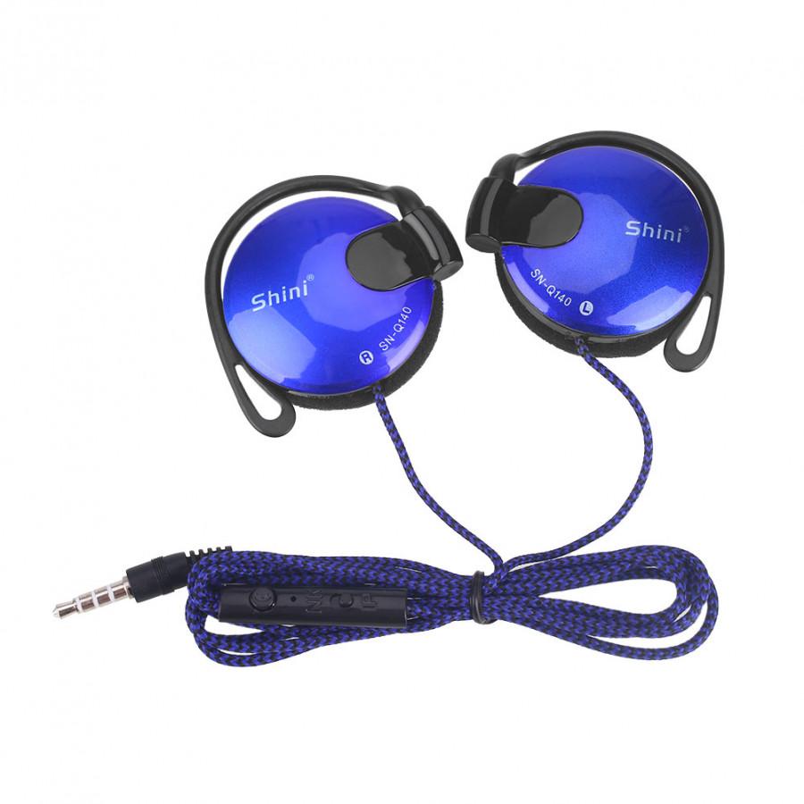 Bộ Tai Nghe Ear Hook Mini Có Dây Máy Tính Xách Tay