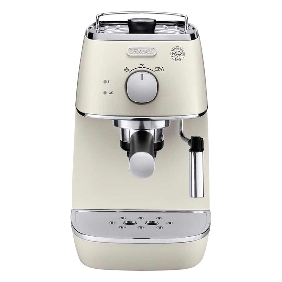 Máy Pha Cà Phê Espresso Distinta Delonghi ECI 341.W (1100W) - Trắng - Hàng Chính Hãng - 9447629 , 8503277902302 , 62_3161981 , 7410000 , May-Pha-Ca-Phe-Espresso-Distinta-Delonghi-ECI-341.W-1100W-Trang-Hang-Chinh-Hang-62_3161981 , tiki.vn , Máy Pha Cà Phê Espresso Distinta Delonghi ECI 341.W (1100W) - Trắng - Hàng Chính Hãng