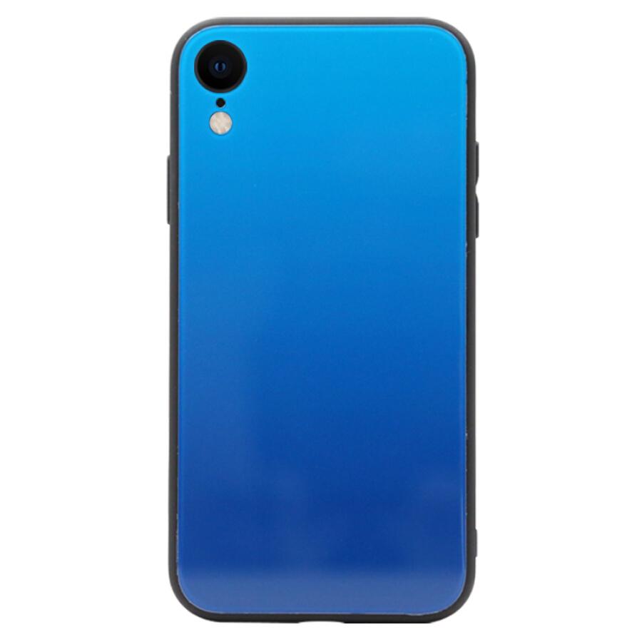 Ốp Lưng iPhoneXR Mặt Kính Chịu Lực Weiji