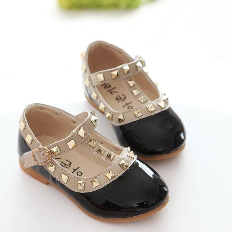 Giày búp bê bé gái 3 - 5 tuổi GL6