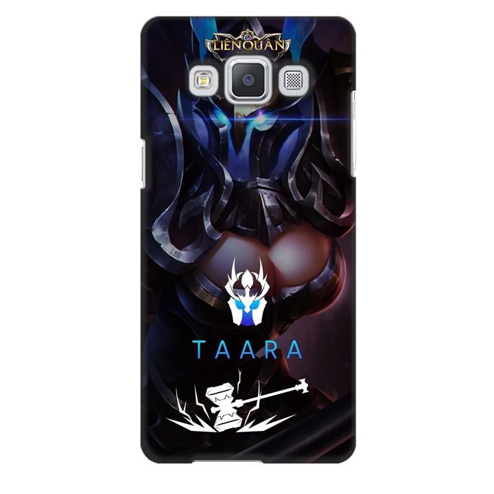 Ốp lưng nhựa cứng nhám dành cho Samsung Galaxy A5 in hình Taara