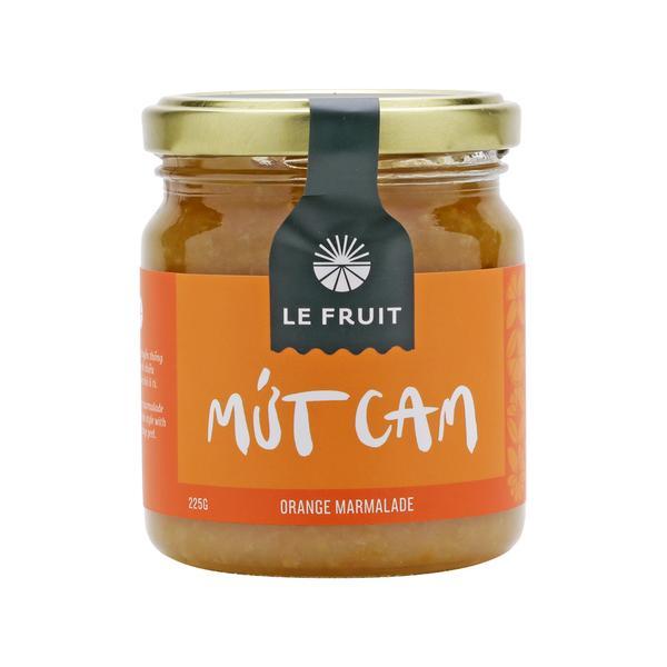 Mứt Cam Le Fruit (225g)