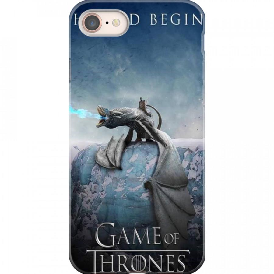 Ốp Lưng Cho Điện Thoại iPhone 7 Game Of Thrones - Mẫu 328