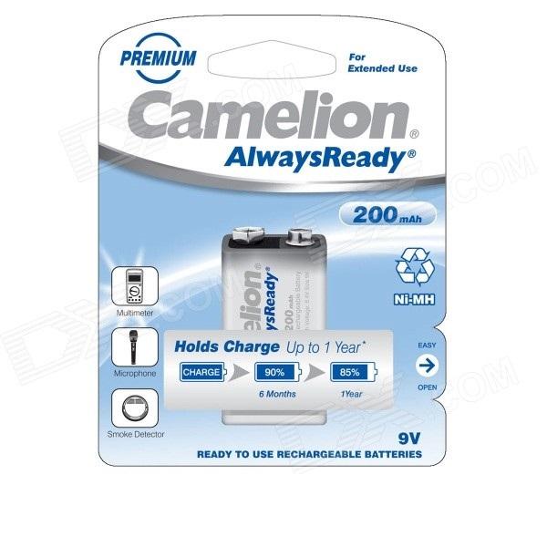 Pin sạc vuông 9V Camelion Premium - 200mAh - Hàng nhập khẩu - 18614804 , 5876072542442 , 62_22112051 , 150000 , Pin-sac-vuong-9V-Camelion-Premium-200mAh-Hang-nhap-khau-62_22112051 , tiki.vn , Pin sạc vuông 9V Camelion Premium - 200mAh - Hàng nhập khẩu