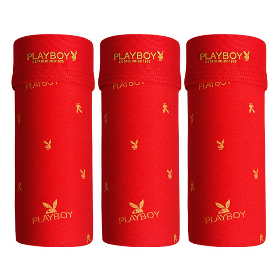 Hộp Quà Tặng Quần Lót Nam Trung Quốc Playboy 5520