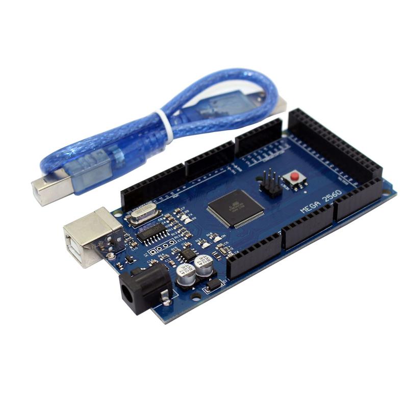 Kit Arduino Mega2560 R3- CH340 Thế Hệ 3 ( Tặng Cáp Kết Nối ) - 5985102 , 9571816062199 , 62_7798352 , 250000 , Kit-Arduino-Mega2560-R3-CH340-The-He-3-Tang-Cap-Ket-Noi--62_7798352 , tiki.vn , Kit Arduino Mega2560 R3- CH340 Thế Hệ 3 ( Tặng Cáp Kết Nối )