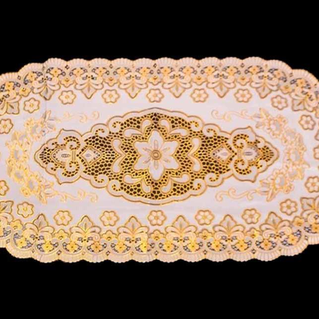 Khăn trải bàn nhựa họa tiết nổi 60X120cm - 2154535 , 6952494084537 , 62_13766037 , 99000 , Khan-trai-ban-nhua-hoa-tiet-noi-60X120cm-62_13766037 , tiki.vn , Khăn trải bàn nhựa họa tiết nổi 60X120cm