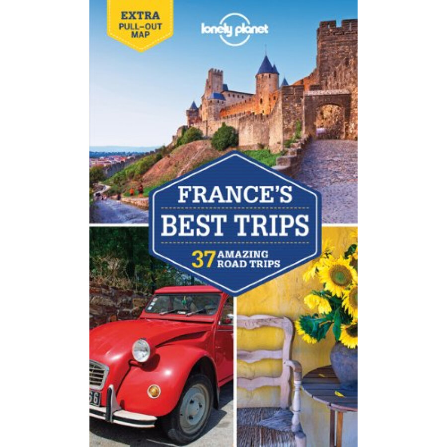 Frances Best Trips(Lonely Planet Trips Country)