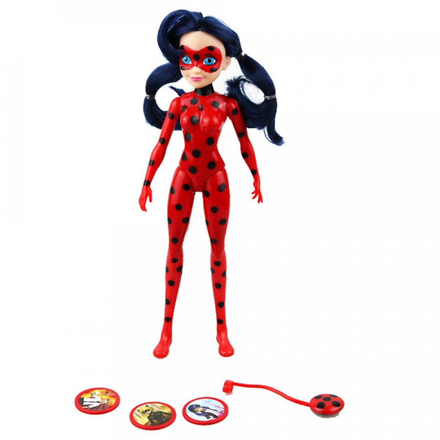 1pc Movable Themed Musical Miraculous Lady-bug Lighting PVC Lady Bug Figurines Action Figures Toys Cute Anime Doll Kids - 1477841 , 3422293800230 , 62_15206649 , 369000 , 1pc-Movable-Themed-Musical-Miraculous-Lady-bug-Lighting-PVC-Lady-Bug-Figurines-Action-Figures-Toys-Cute-Anime-Doll-Kids-62_15206649 , tiki.vn , 1pc Movable Themed Musical Miraculous Lady-bug Lighting P