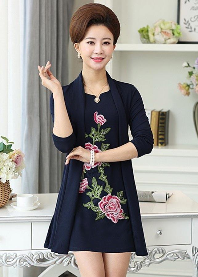 Váy, Đầm Cho Người Trung Niên, Người Lớn Tuổi NGT21 - 2145308 , 6642651996345 , 62_13677784 , 490000 , Vay-Dam-Cho-Nguoi-Trung-Nien-Nguoi-Lon-Tuoi-NGT21-62_13677784 , tiki.vn , Váy, Đầm Cho Người Trung Niên, Người Lớn Tuổi NGT21