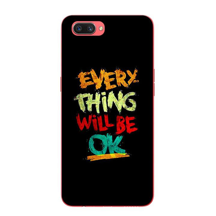 Ốp lưng dẻo cho Oppo A3s - Everything Will Be Ok - 1193800 , 5901738289000 , 62_4981387 , 200000 , Op-lung-deo-cho-Oppo-A3s-Everything-Will-Be-Ok-62_4981387 , tiki.vn , Ốp lưng dẻo cho Oppo A3s - Everything Will Be Ok