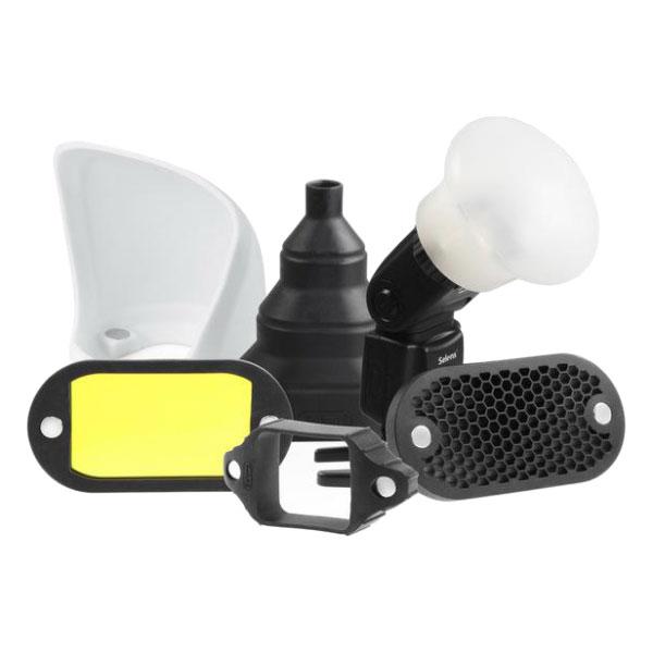 Bộ Phụ Kiện Đèn Flash Selens Control Kit - Hàng Nhập Khẩu