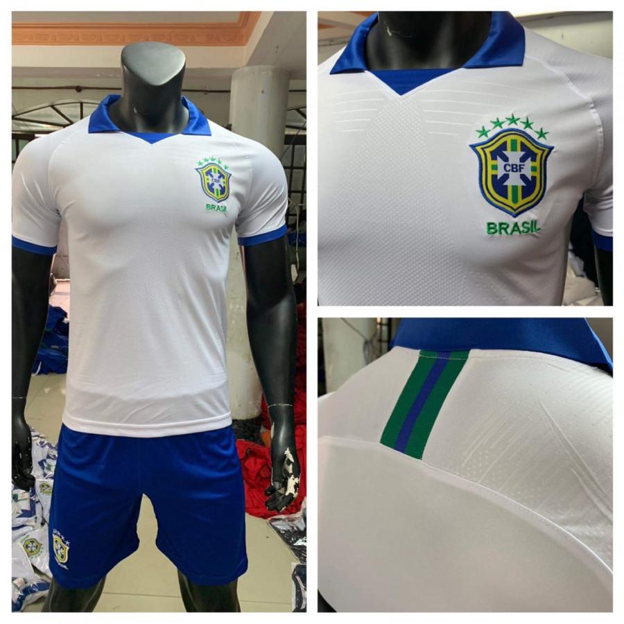 Bộ Quần Áo Bóng Đá Brazil