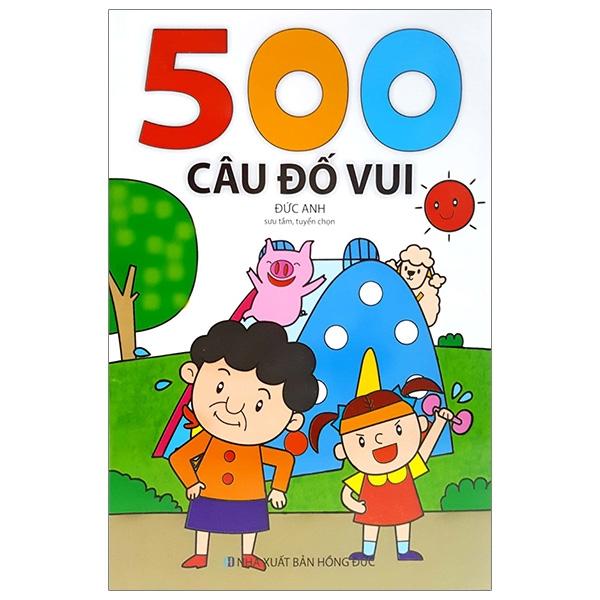 500 Câu Đố Vui