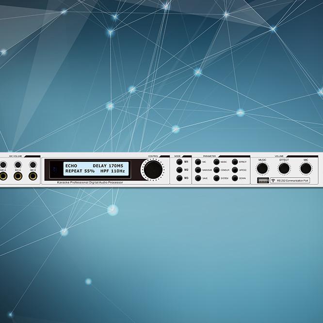 Mixer Karaoke  E3 S6800 (Hàng chính hãng)