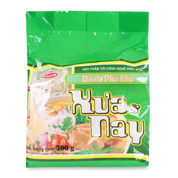 Bánh Phở Khô Xưa Và Nay Acecook (500g)