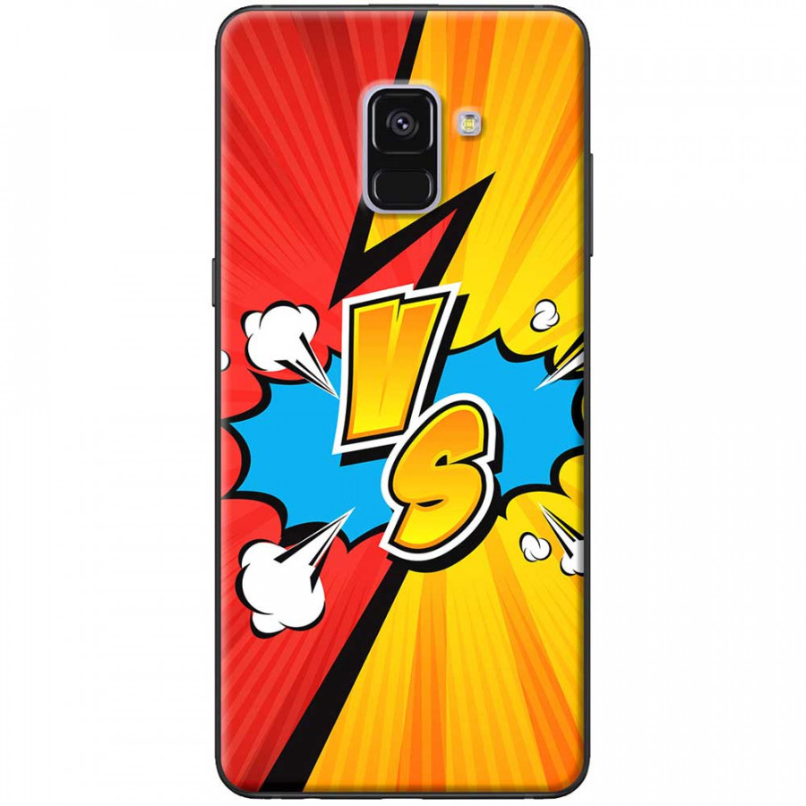 Ốp lưng dành cho Samsung Galaxy A8 (2018) mẫu VS đỏ vàng - 16893860 , 5721468264920 , 62_19596970 , 150000 , Op-lung-danh-cho-Samsung-Galaxy-A8-2018-mau-VS-do-vang-62_19596970 , tiki.vn , Ốp lưng dành cho Samsung Galaxy A8 (2018) mẫu VS đỏ vàng