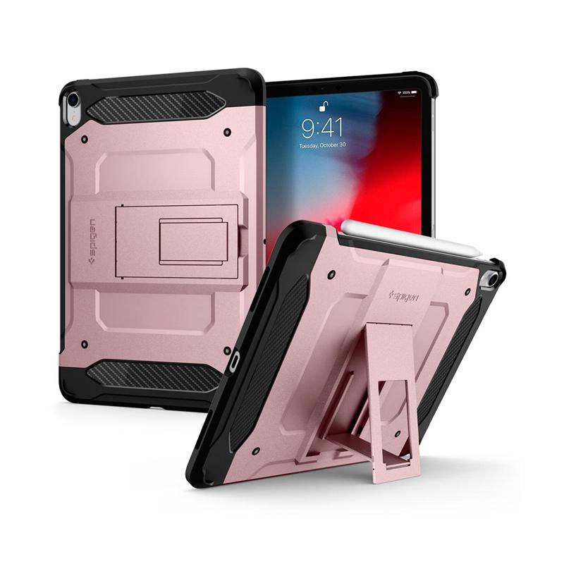 Ốp lưng iPad Pro 11 2018 Spigen Tough Armor Tech (kèm dán cường lực) - Hàng chính hãng - 5141644 , 5733291839879 , 62_16600212 , 1049000 , Op-lung-iPad-Pro-11-2018-Spigen-Tough-Armor-Tech-kem-dan-cuong-luc-Hang-chinh-hang-62_16600212 , tiki.vn , Ốp lưng iPad Pro 11 2018 Spigen Tough Armor Tech (kèm dán cường lực) - Hàng chính hãng