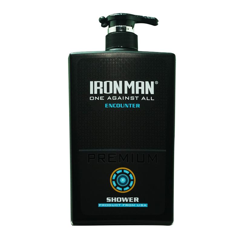 Dầu gội nhiệt hương nước hoa Ironman Encounter 650g