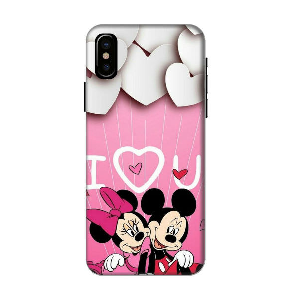 Ốp Lưng Dành Cho Điện Thoại iPhone X - I Love You