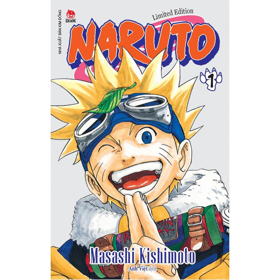 Naruto - Tập 1 – Limited Edition - 1438244 , 9786042120081 , 62_7615179 , 55000 , Naruto-Tap-1-Limited-Edition-62_7615179 , tiki.vn , Naruto - Tập 1 – Limited Edition