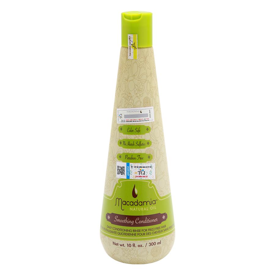 Dầu Xả Dưỡng Ẩm Siêu Mượt Macadamia - Smoothing Conditioner (300ml)
