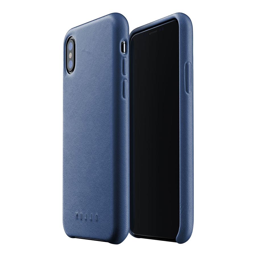 Ốp Lưng Bằng Da Dành Cho iPhone XS Mujjo