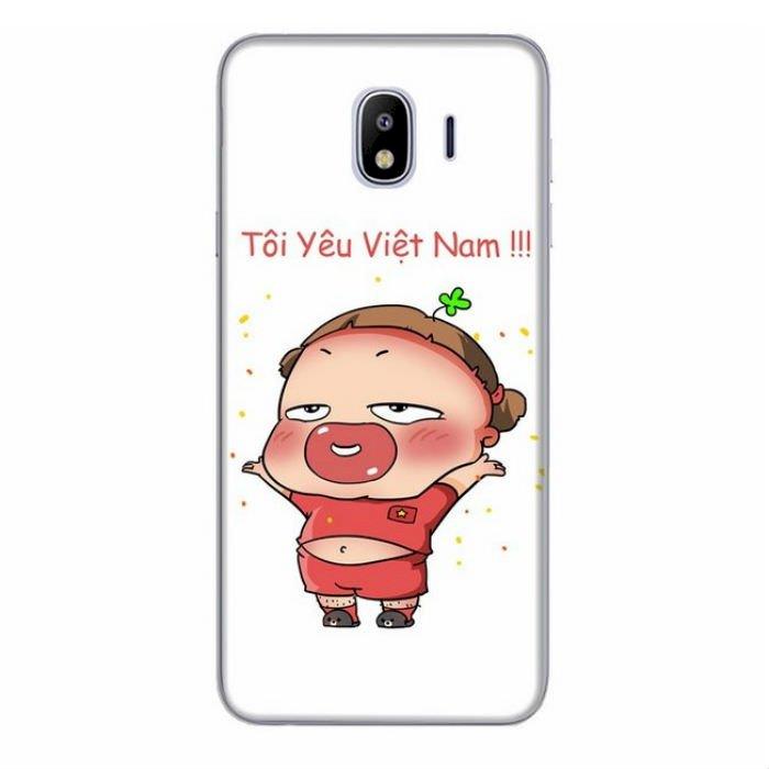 Ốp Lưng Dành Cho Samsung Galaxy J4 2018 Quynh Aka 1
