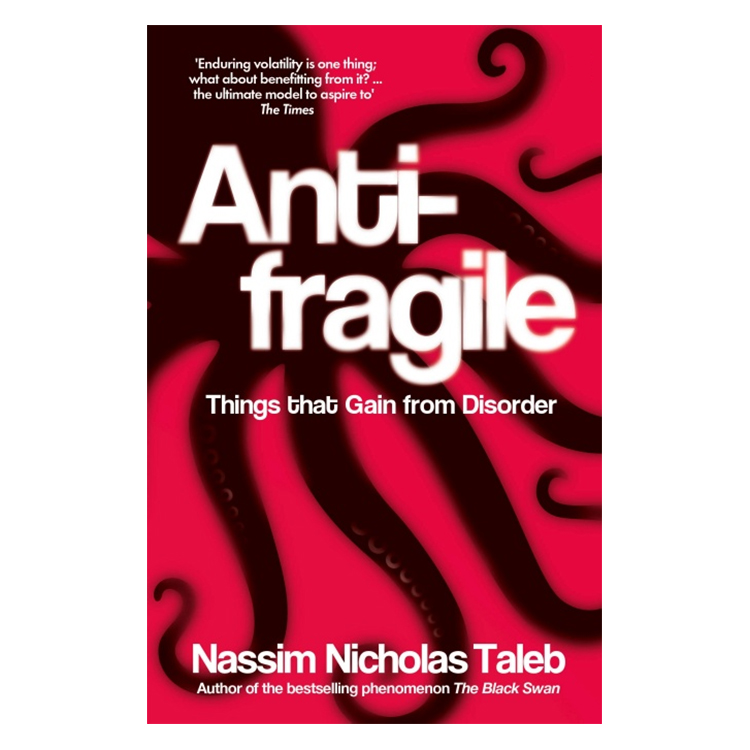 Antifragile: Things That Gain From Disorder - 1411090 , 2402933671889 , 62_7202935 , 363000 , Antifragile-Things-That-Gain-From-Disorder-62_7202935 , tiki.vn , Antifragile: Things That Gain From Disorder