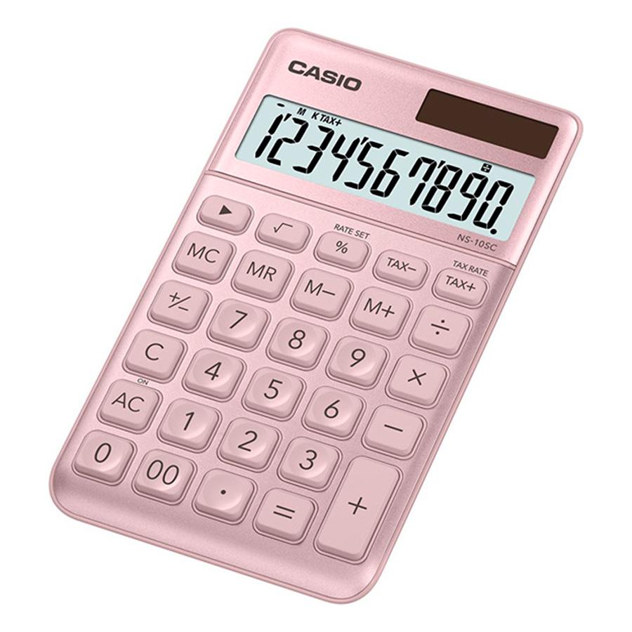 Máy Tính Để Bàn Casio NS10SC - 2114446 , 3848429927174 , 62_13379402 , 437000 , May-Tinh-De-Ban-Casio-NS10SC-62_13379402 , tiki.vn , Máy Tính Để Bàn Casio NS10SC