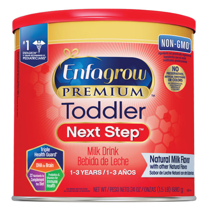Sữa Bột Enfagrow Premium Toddler Next Step (680g)