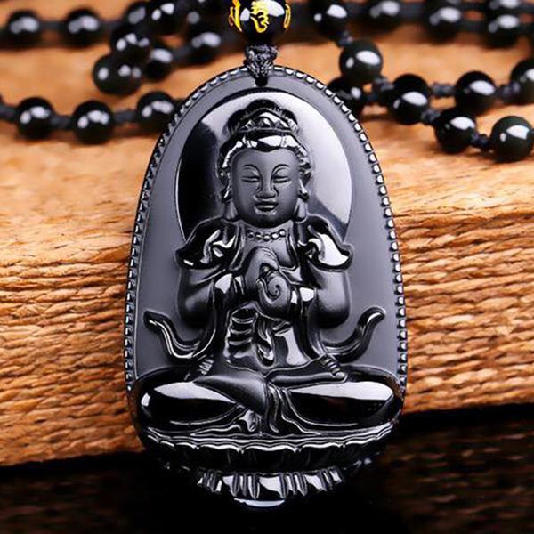 Dây Chuyền Phật Bản Mệnh Như Lai Đại Nhật Phù Hợp Tuổi Mùi Và Thân TÂM THÀNH PHÁT- Free Size