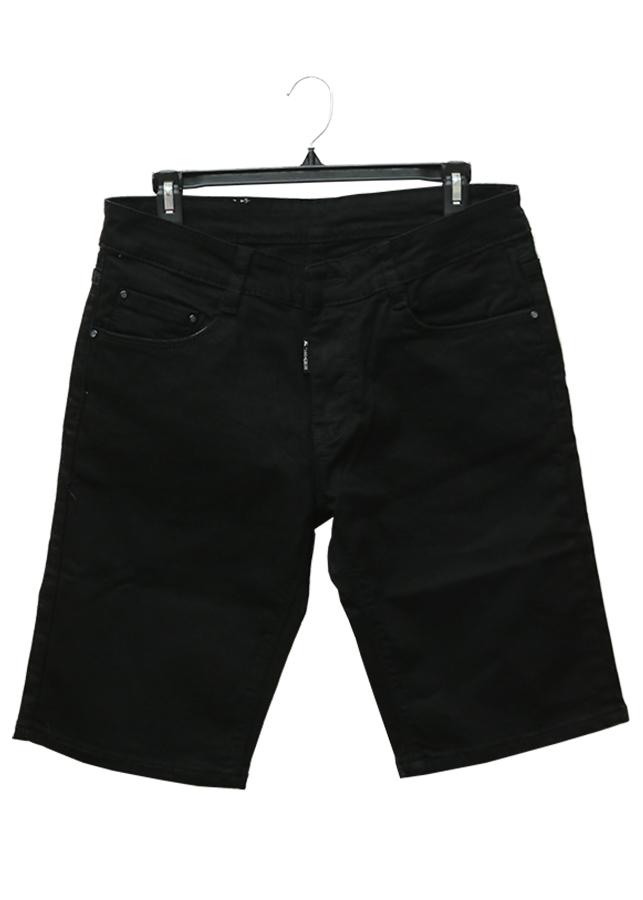 Quần shorts nam (đen) - QL006