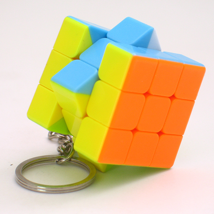 Móc Khóc Rubik Zcube 3x3x3