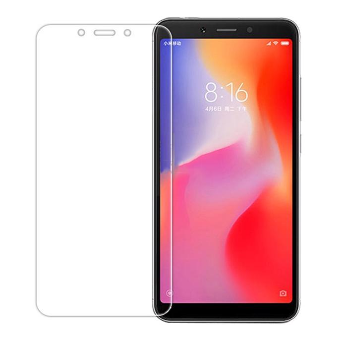 Kính cường lực trong suốt dành cho Xiaomi Redmi 6A