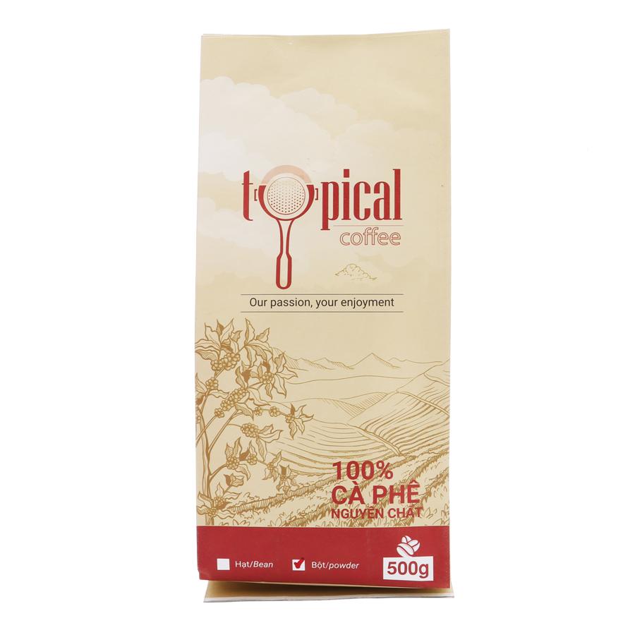 Cà Phê Bột Typical Coffee Body (500g)
