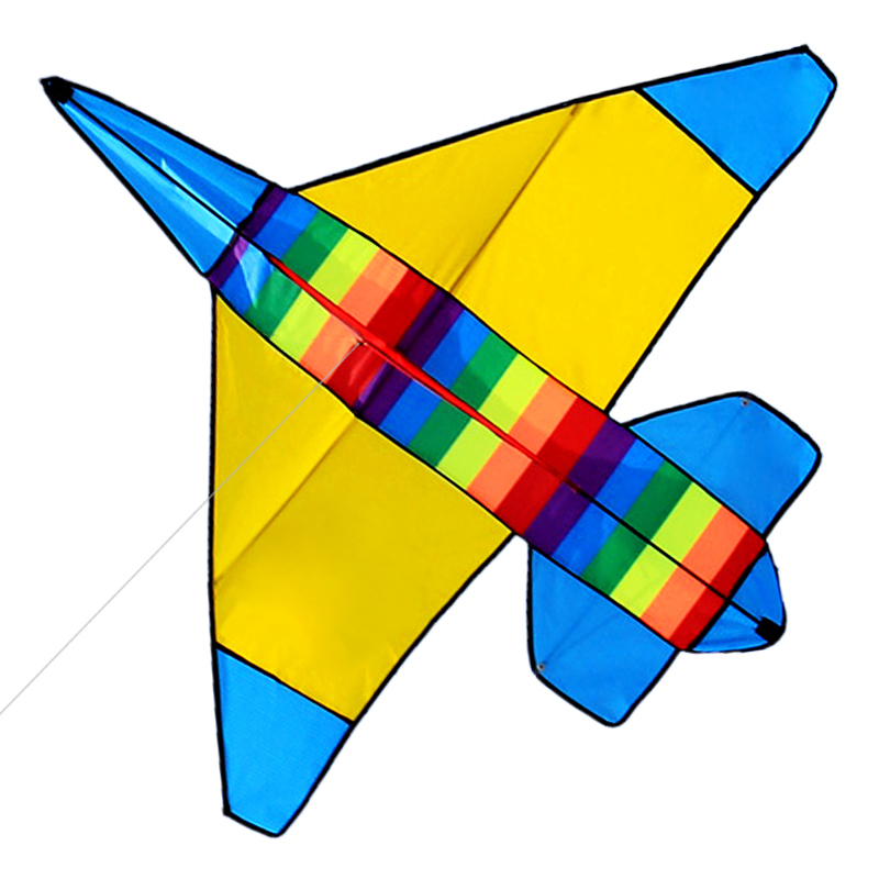 Colorful Cartoon Airplane Kite Outdoor Sport Single Line Flying Kite with 30m Flying Line for Kids Adults - 2183038 , 2443923310517 , 62_14010736 , 253000 , Colorful-Cartoon-Airplane-Kite-Outdoor-Sport-Single-Line-Flying-Kite-with-30m-Flying-Line-for-Kids-Adults-62_14010736 , tiki.vn , Colorful Cartoon Airplane Kite Outdoor Sport Single Line Flying Kite wi
