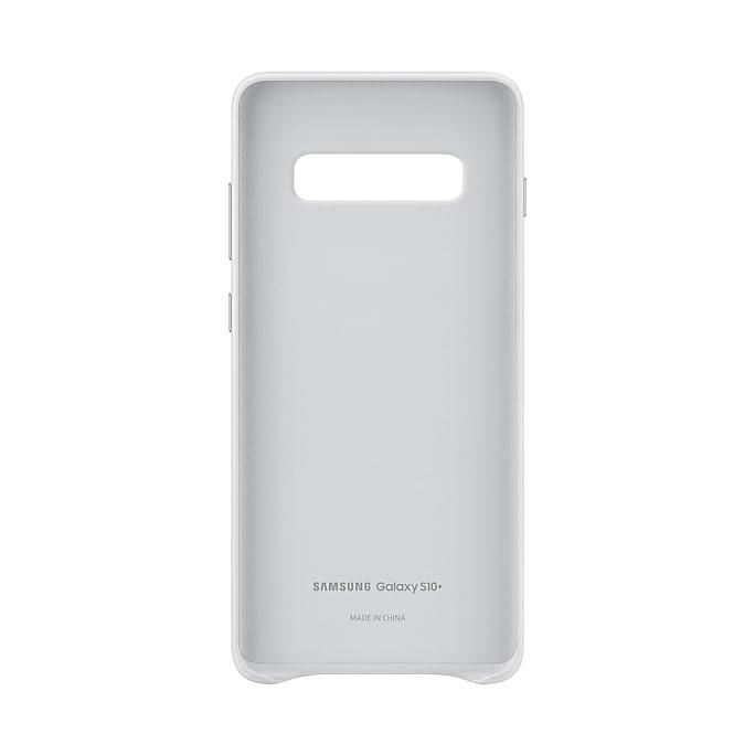 Ốp lưng Galaxy S10 Plus Leather Cover da cao cấp- Trắng- Hàng chính hãng - 9597706 , 2433242025629 , 62_17587110 , 1550000 , Op-lung-Galaxy-S10-Plus-Leather-Cover-da-cao-cap-Trang-Hang-chinh-hang-62_17587110 , tiki.vn , Ốp lưng Galaxy S10 Plus Leather Cover da cao cấp- Trắng- Hàng chính hãng